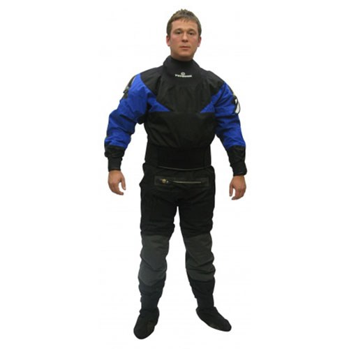 Typhoon Multisport Drysuit with Fabric Socks