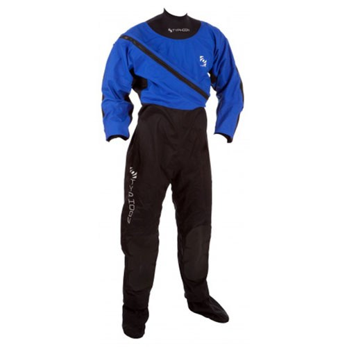 Typhoon Ezeedon Drysuit with Latex Socks