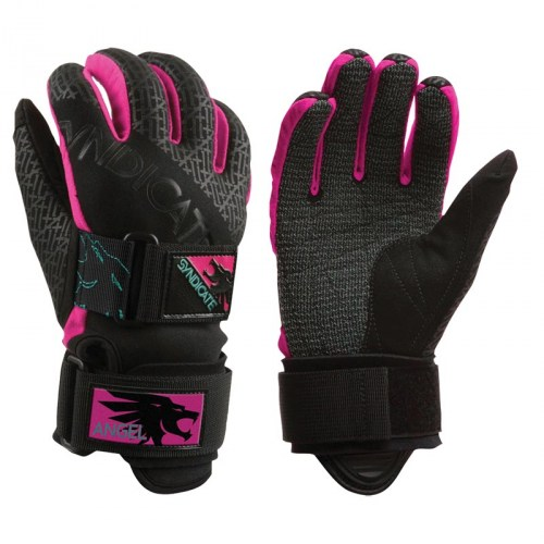 HO Angel Ladies 41 Tail Waterski Gloves