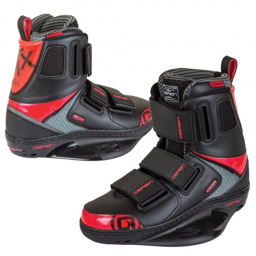 2019-Obrien-GTX-Wakeboard-Bindings-Black-Red-double
