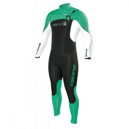 c-skins wired 3-2 mens steamer wetsuit
