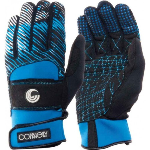 connelly blue gloves