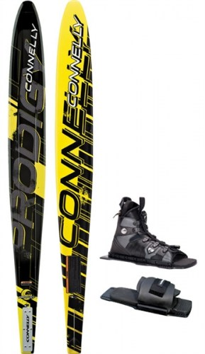 Connelly Prodigy Jnr Slalom Ski w/ Nova Bindings