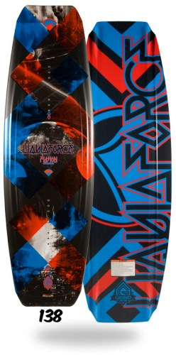 Liquid Force Fusion Grind 2014 Wakeboard