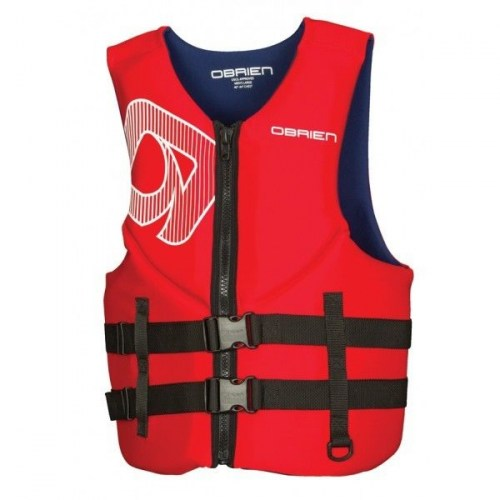 obrien-traditional-vest-red