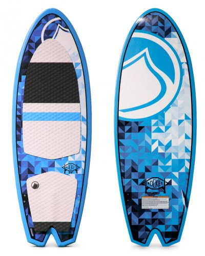 Liquid Force Rocket Blue Wakesurfer 2016